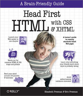 HEAD FIRST HTML WITH CSS AND XHTML PDF Download