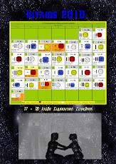 Ημερολόγιο Τζολ-Κιν για το 2010