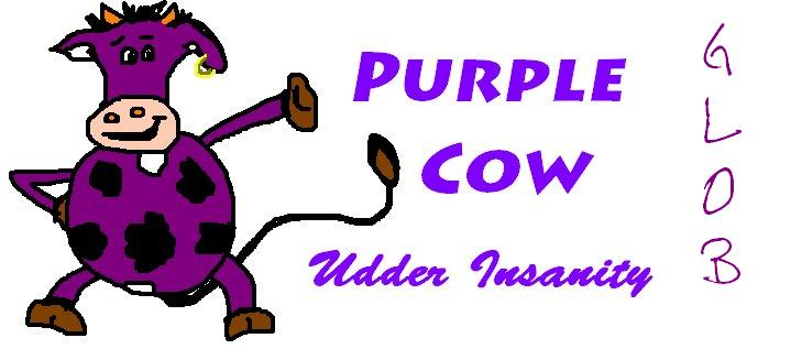 Purple Cow Blog: Udderly Ridiculous Comics and other Randomness