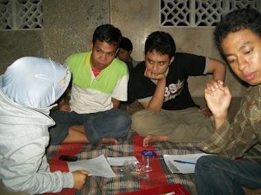 Dokumentasi Musyawarah Kerja Pimpinan Komisariat Al Khawarizmi FT Universitas Trunojoyo 2010