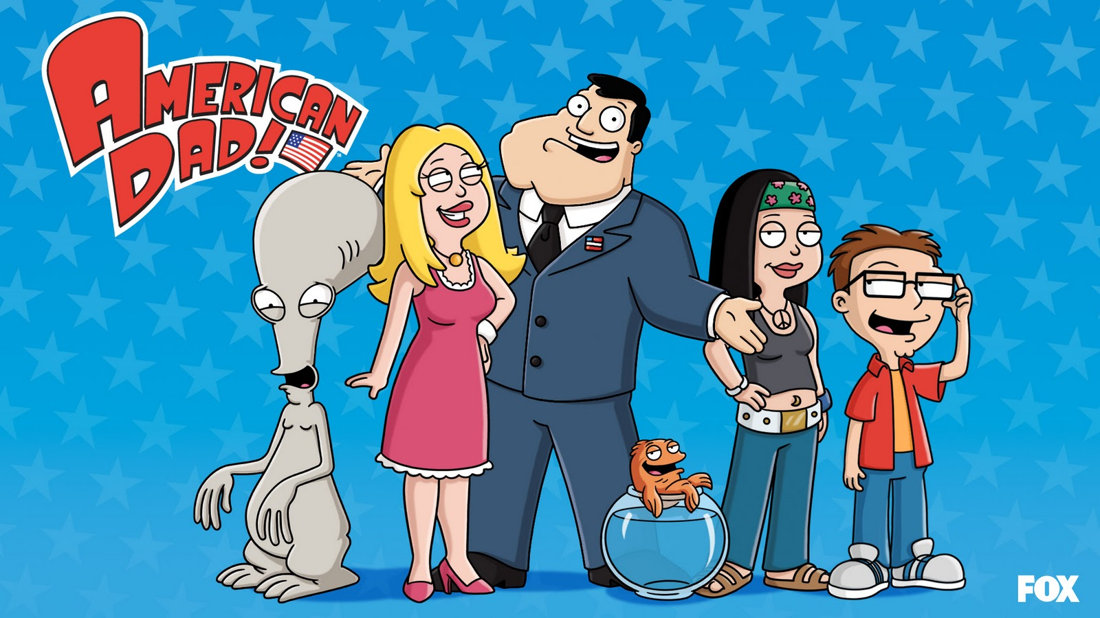 yonomeaburro foto american dad wallpaper