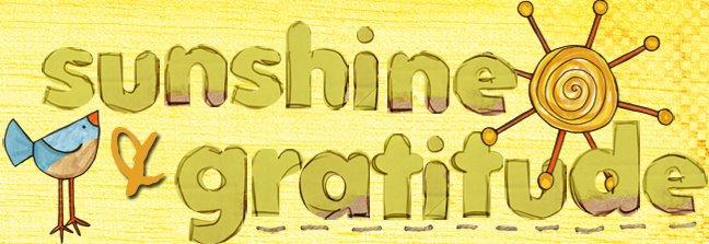 Sunshine & Gratitude