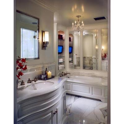 Los Angeles Interior Designer | bathroom design, apartment redesign