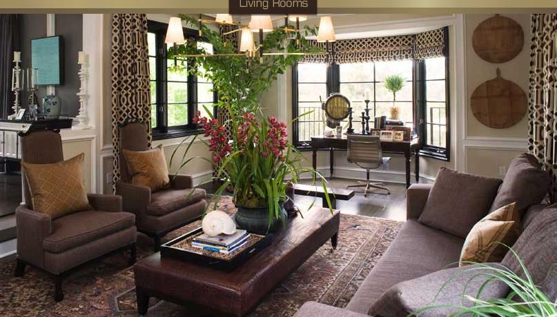 Home decor budgetista luxe for less imperial trellis for Living rooms for less