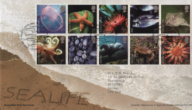 Royal mail, FDC