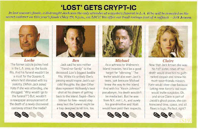 Thanks to Sarah for finding these scans from Susan from  EW Scans