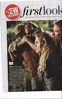 for the heads up on the actual promotional photo Juliet and Sawyer - EW Snippet