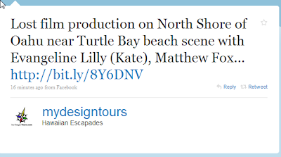 Lost film production on North Shore of Oahu near Turtle Bay beach scene with Evangeline Li Latest Filming News - 25th November