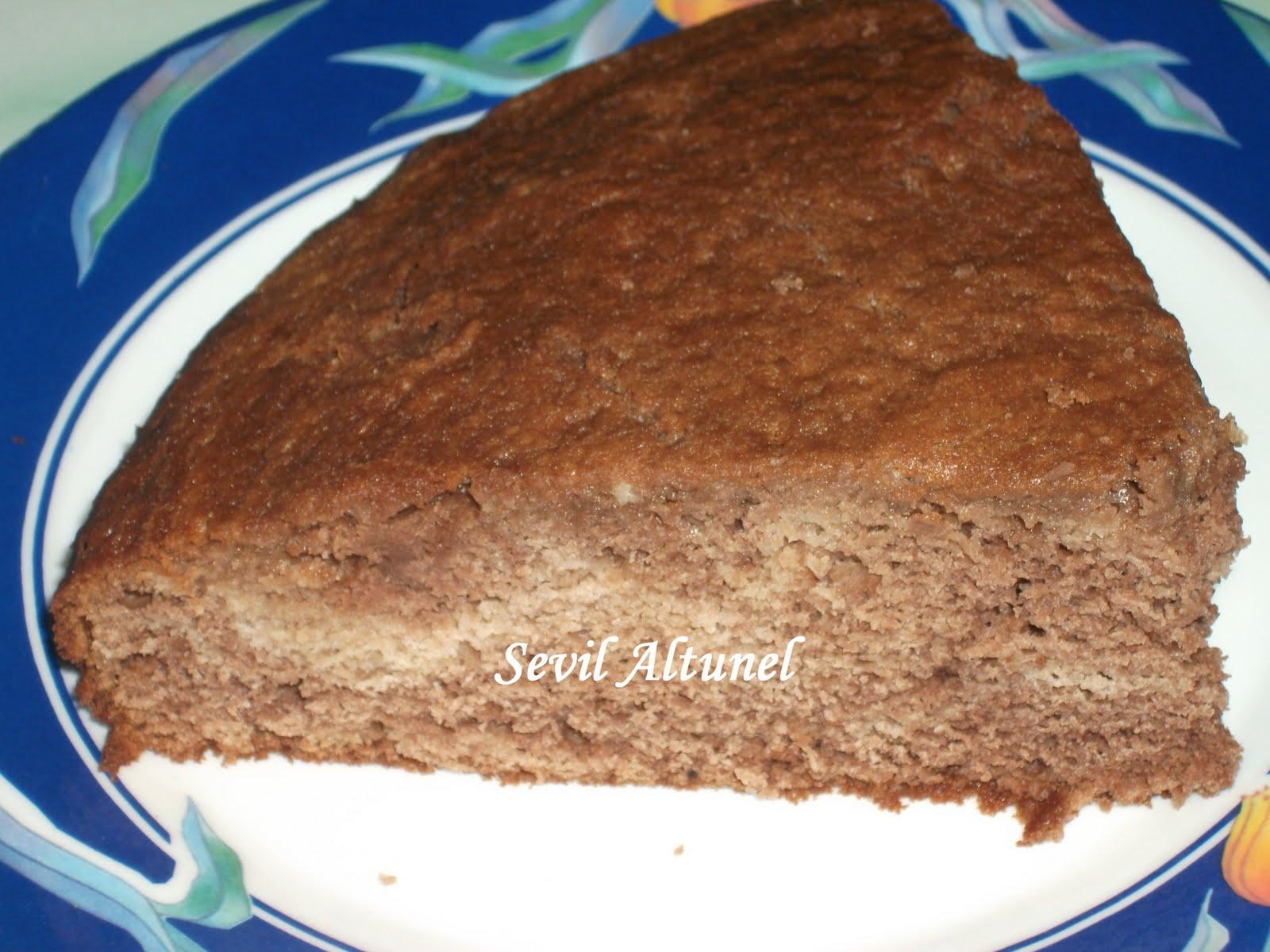 Kolalı Kek Tarifi