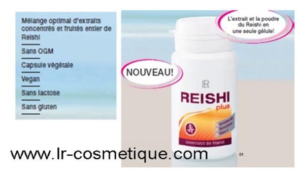LR Reishi Plus