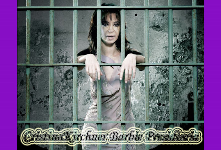 Cristina Kirchner PresidiariA (mi próximo Blog)