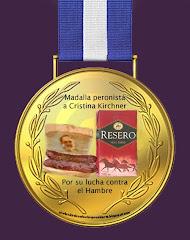 Medalla al Hambre