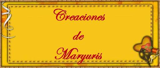 Creaciones de Maryuris
