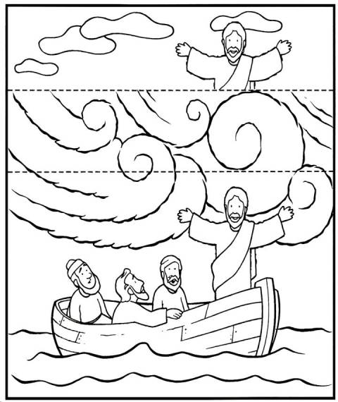 ocean storm coloring pages - photo#26