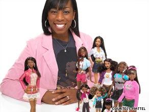 Real Life Black Barbie Doll