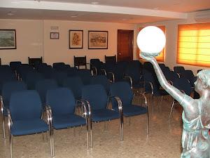 Nueva Sala de Conferencias