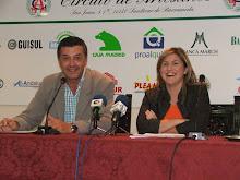 Dª Irene García, Alcaldesa