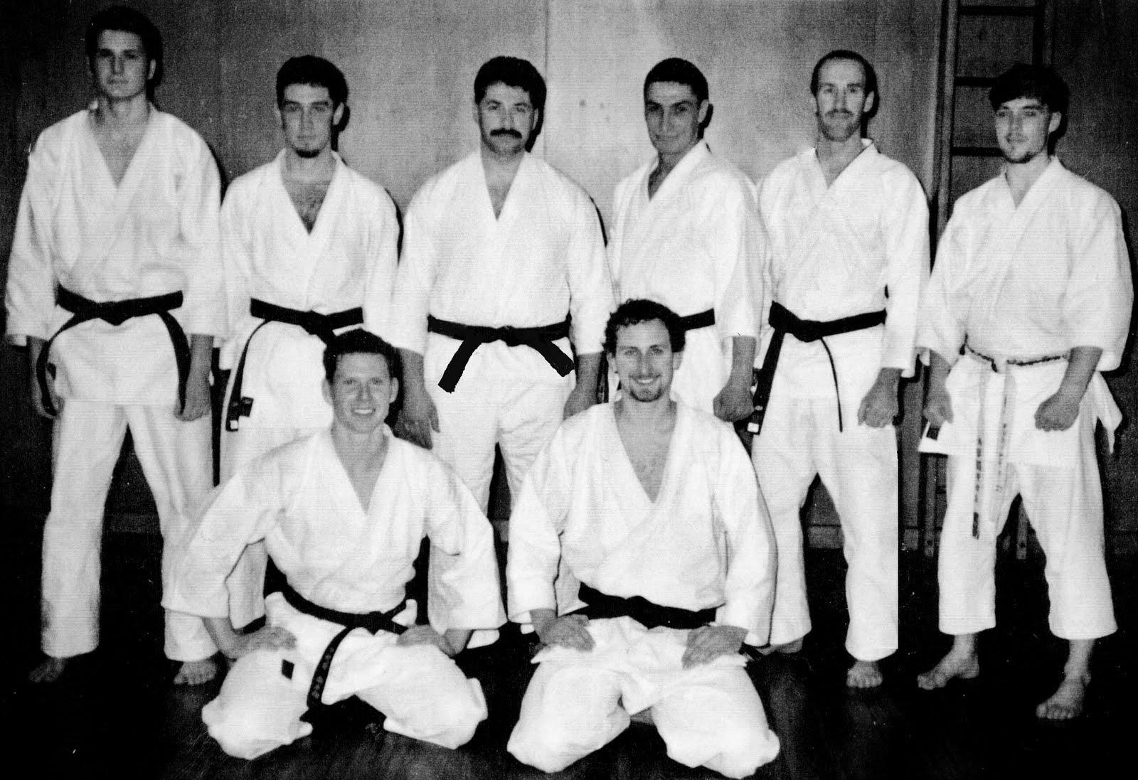 jka karate logo