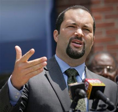 Benjamin Jealous will speak at the Oakland Museum April 25