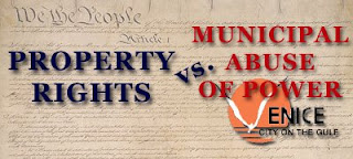 Property Rights v. Municipal Abuse of Power