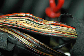 Defective Mercedes Wire Harness, Photo 2