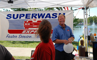 Paul Bradley's Superwash Express