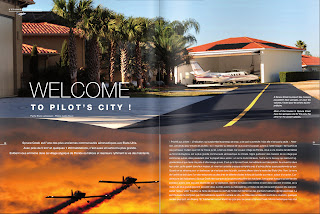 Spruce Creek Fly-In Article in Exigent Magazine