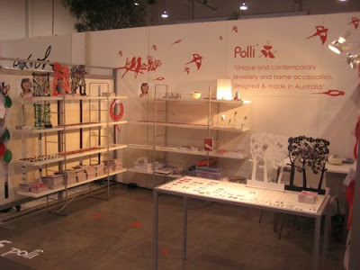 Polli august 2008 for Pool trade show