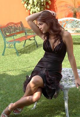 Jazmin Pinedo sexy