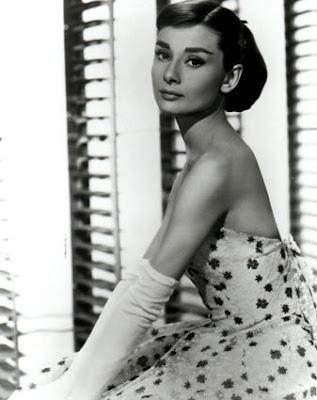 Audrey Hepburn belga