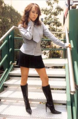 Actriz Karyme Lozano