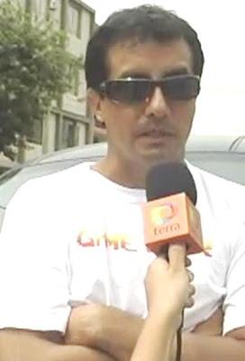 Actor David Almandoz
