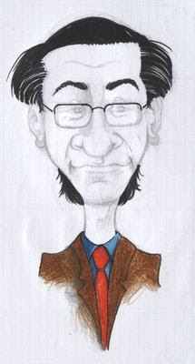 Mejor Caricatura de Federico Salazar
