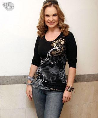 Actriz Ana Patricia Rojo