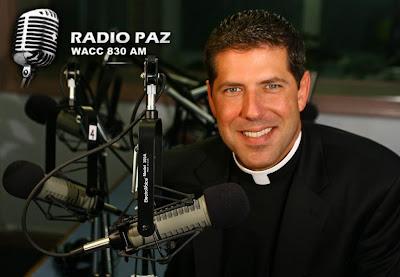Padre Alberto Cutie en Radio Paz