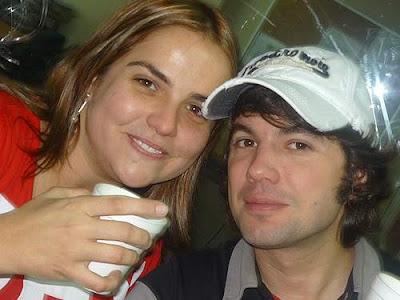 Bruno Pinasco y Claudia Berninzon
