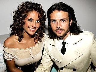 José María Torre y Bárbara Mori