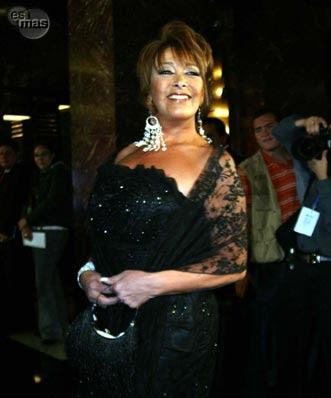 Silvia Pasquel mexicana