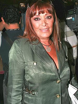 Actriz Silvia Pasquel