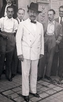 Alfredo Palacios de cuerpo entero