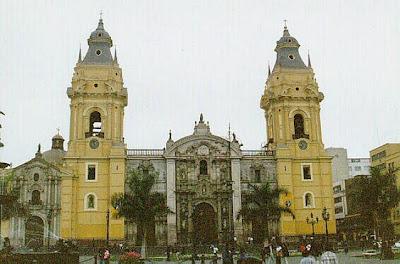 Foto de la Catedral de Lima