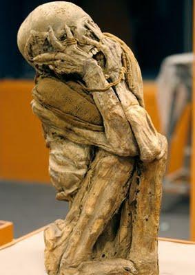 Momias: Cultura Chachapoyas