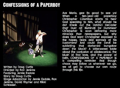 Dec 9 10 12 14 CONFESSIONS OF A PAPERBOY