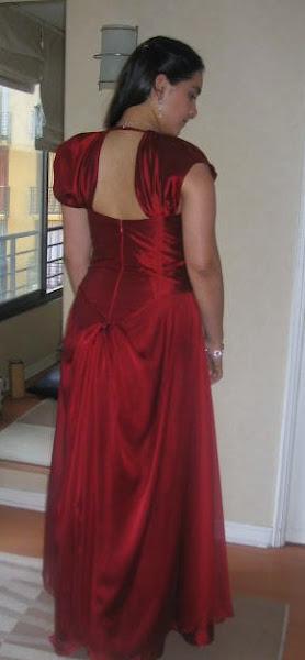 vestido opera