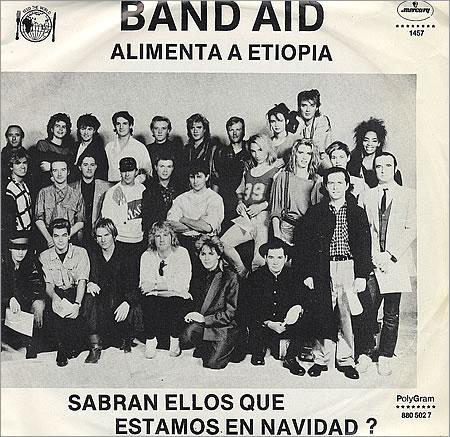 Bastet Glasba: Band Aid