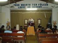 COMUNHÃO: a expressa presença de Deus na Igreja