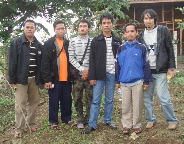 Jalan-Jalan ke Agrowisata Apel