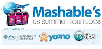 mashable summer tour
