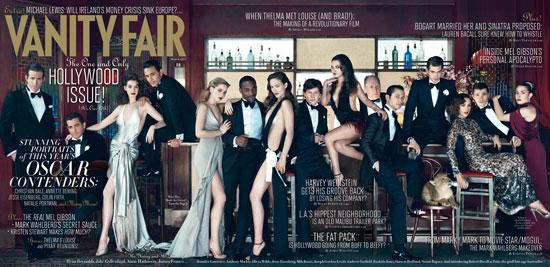 Vanity Fair#39;s Hollywood Issue