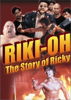 حصريا:فيلم الاكشن والكونفو Riki-Oh: Story